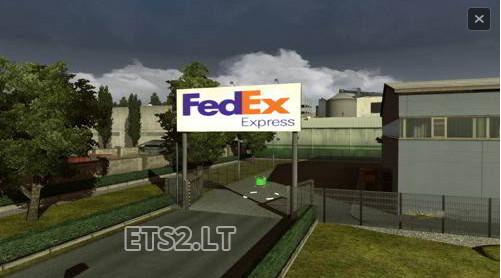 欧洲卡车模拟2真实工厂MOD