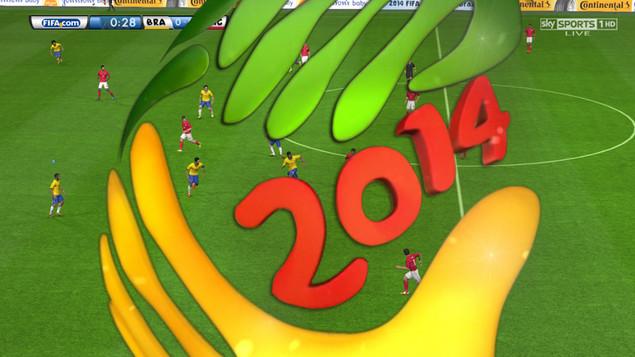 实况足球2014世界杯官方真实回放补丁