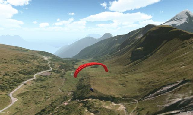 3D滑翔降落伞截图0