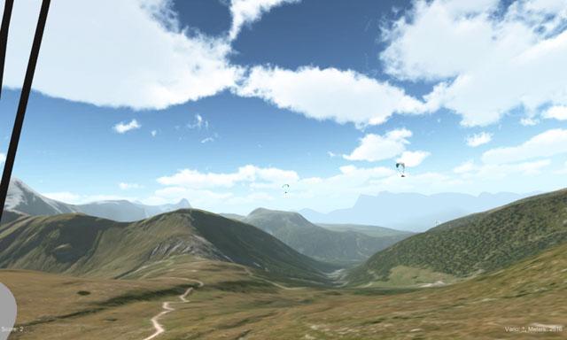 3D滑翔降落伞截图1