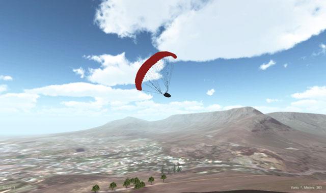 3D滑翔降落伞截图2