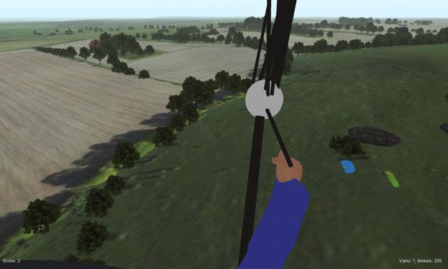 3D滑翔降落伞截图3