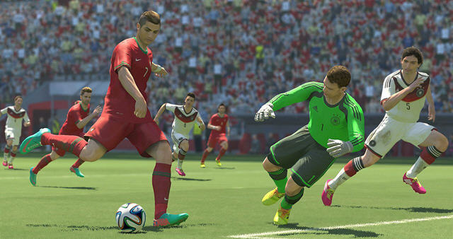 实况足球2014:决战世界杯截图2