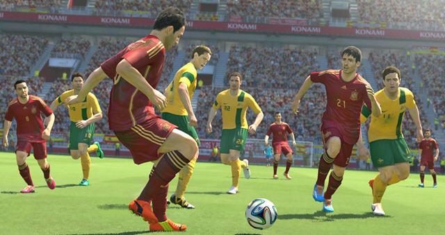 实况足球2014:决战世界杯截图3
