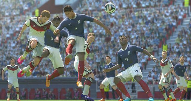实况足球2014:决战世界杯截图5