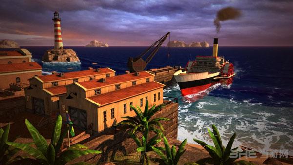 海岛大亨5提高人口容量MOD下载 乐游网游戏下载