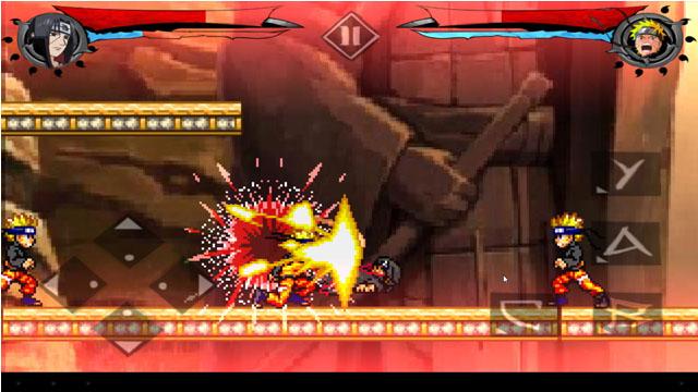火影忍者:漫画格斗v0.8.3截图2
