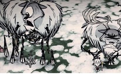 《饥荒》玩家数突破百万 筹划移植版
