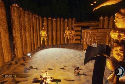 迷失森林游戏截图