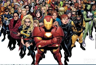 游戏库 -  乐高漫威超级英雄  《超级英雄》是一款超级呆萌可爱风格