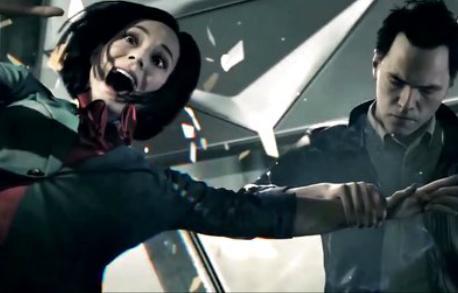 《量子破碎》新PV公布 新手游2014年上�