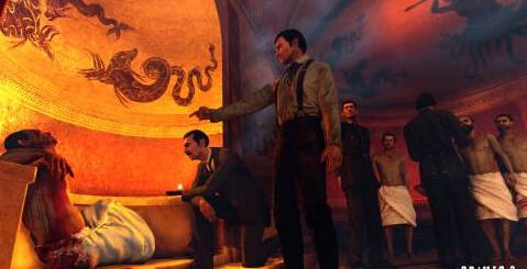 《福尔摩斯:罪与罚》新图放出 虚幻引擎效果
