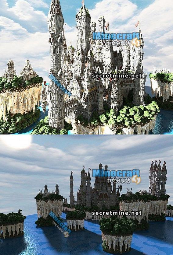我的世界海崖宫殿存档