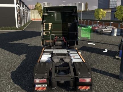 欧洲卡车模拟2无MOD存档