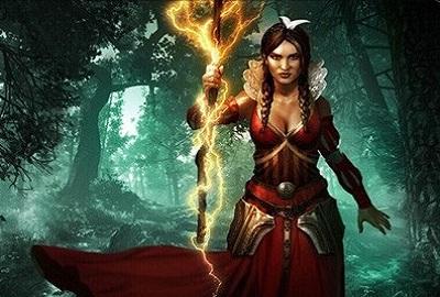 《巫师3:狂猎》开放世界全新演示视频