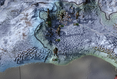 《钢铁雄心4》游戏截图及宣传视频放出