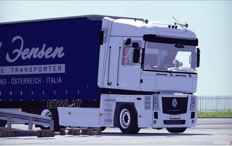 欧洲卡车模拟2真实物理