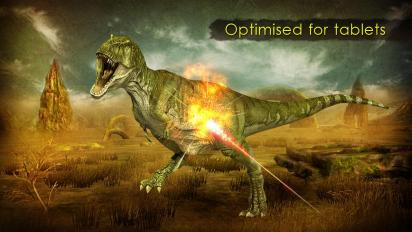 侏罗纪狩猎3Dv1.4_截图0
