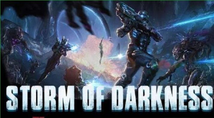 《暗黑风暴 Storm of Darkness》是一款第一人称的射击游戏。这片世界陷入了混乱。曾经外星种族对地球天空堡垒的攻击持续了几百年之久,不过最后人类终于击退了它们,于是天空堡垒被认为是最安全最伟大的城市。可是现在,外星种族卷土重来,而且攻势更猛,人类生存难料。在游戏中你将见到各种奇形怪状的外星人,为了阻止他们的入侵,只能勇敢的站出来,阻挡所有的入侵者。