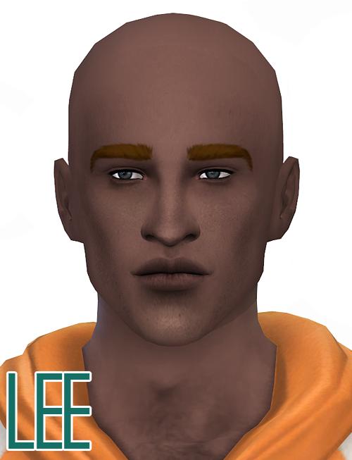 模拟人生4Chisami制作的非替换皮肤