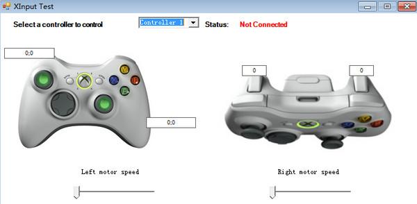 FIFA15 Xinput360手柄模�M器