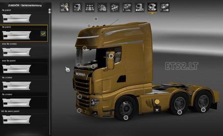 欧洲卡车模拟2大型商店重制V3.0