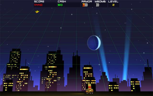 宇宙火箭塔防下载-游戏下载