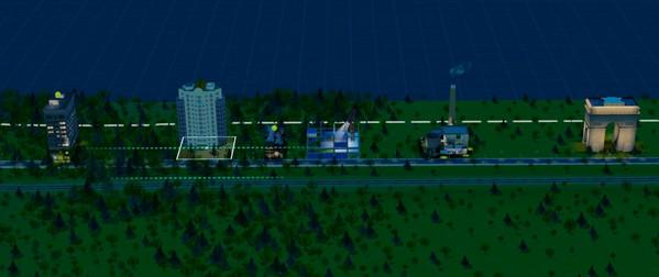 模拟城市5RCI建筑扑通MOD
