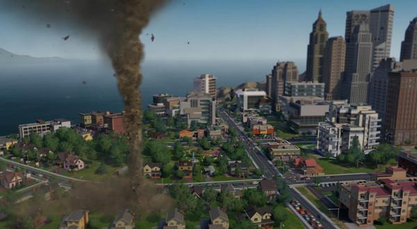 模拟城市5电车大道隧道强制铲除MOD