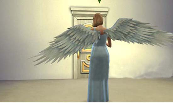 模拟人生4天使翅膀MOD