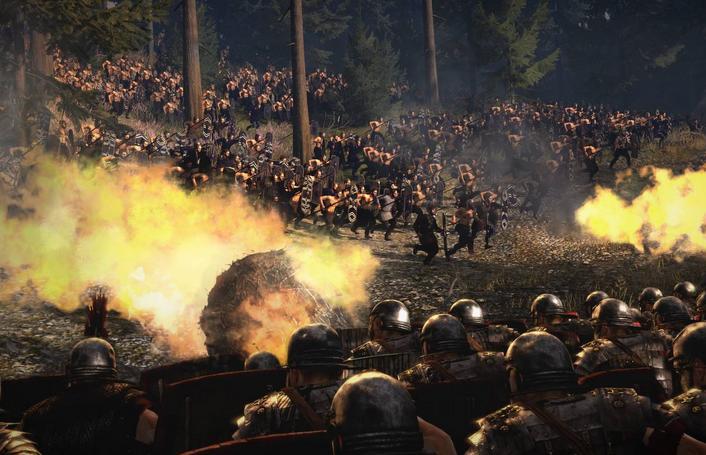 《罗马2:全面战争》帝皇版联机破解补丁