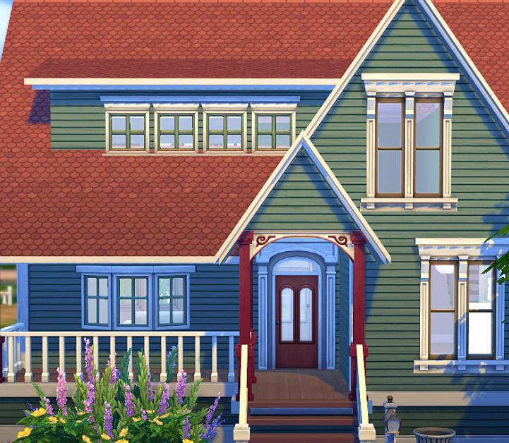 模拟人生4兰森的大房子MOD
