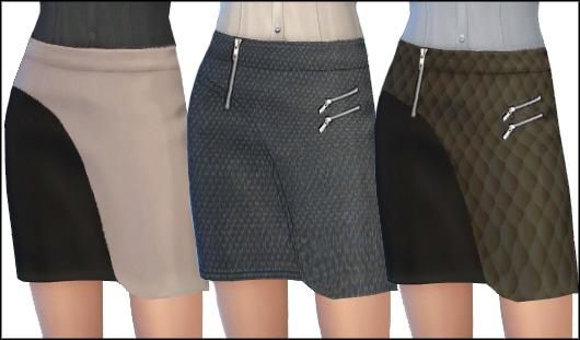 模拟人生4安杰拉短裙MOD