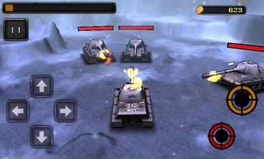 坦克总动员v1.2.1_截图3