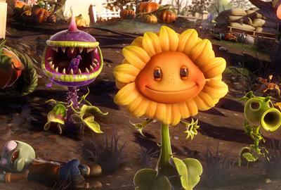 《植物大战僵尸:花园战争》大更新蓄势待发