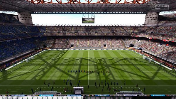 FIFA15画质光影优化补丁