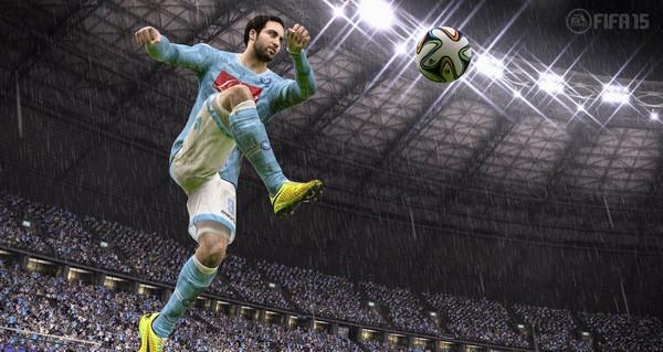 FIFA15去观众补丁