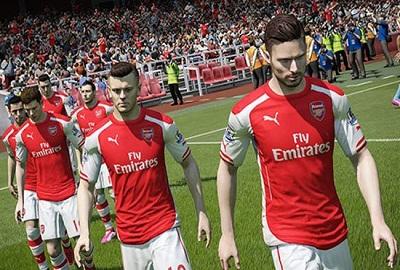 《FIFA 15》最新预告 艾登展示足球艺术激情