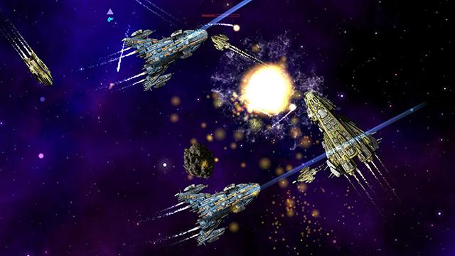 星空舰队截图1