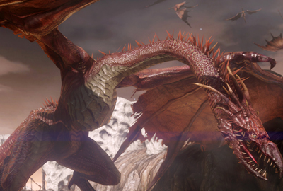 玩家自制《黑暗之魂2》6K分辨率截图