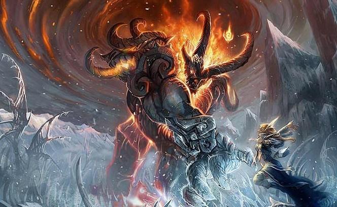 魔獸世界八大神秘人物盤點圖片