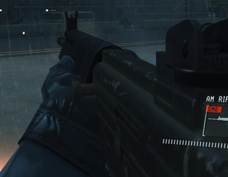 合金装备5:原爆点第一人称视角MOD