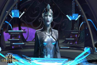 《银河文明3》新演示 不一样的战斗模式