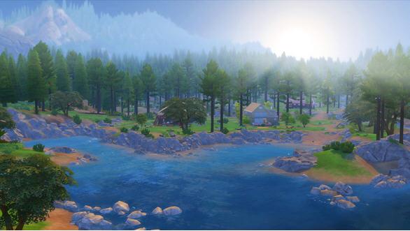 模拟人生4:露天度假中文免安装版截图2