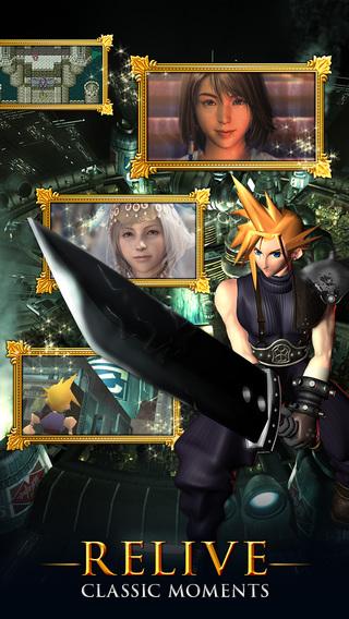 最终幻想:记忆水晶中文破解版(含数据包)v4.0.5_截图1