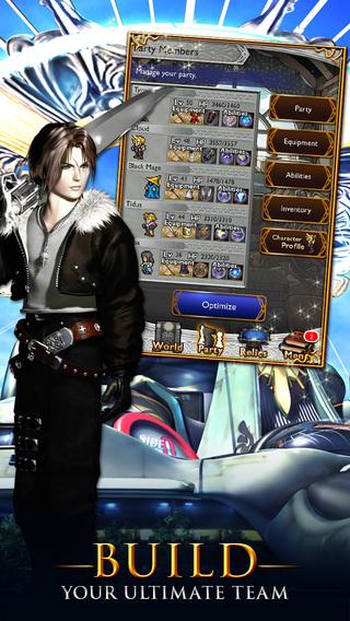 最终幻想:记忆水晶中文破解版(含数据包)v4.0.5_截图2