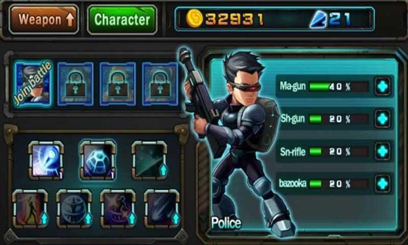 狙击手:孤胆枪手无限金币版截图2