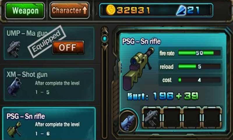 狙击手:孤胆枪手无限金币版截图4