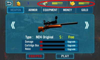 CS狙击杀手无限金币版v1.4.3截图0