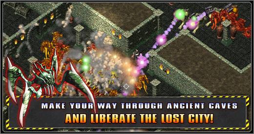 孤胆枪手:失落之城IOS无限金币版v1.0.5截图0